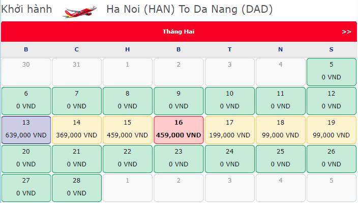Khuyến mãi vé máy bay 0 đồng tặng kèm 15 kg hành lý từ Vietjet Air